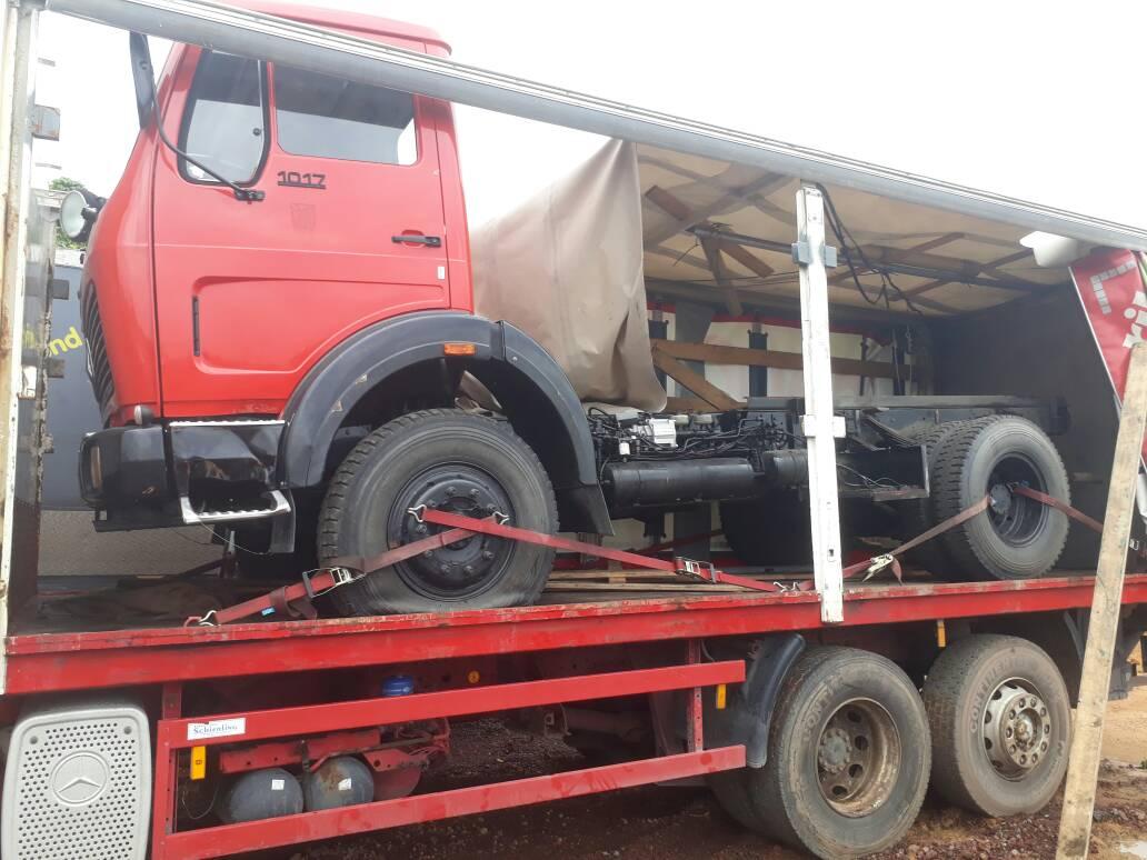 Mercedes Benz Sk 1017