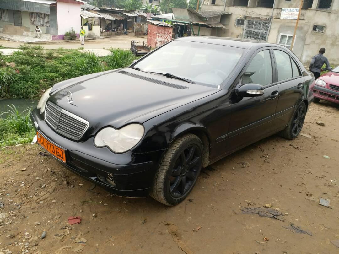 Mercedes CKLASS